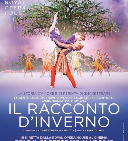 ROH Racconto d'Inverno poster