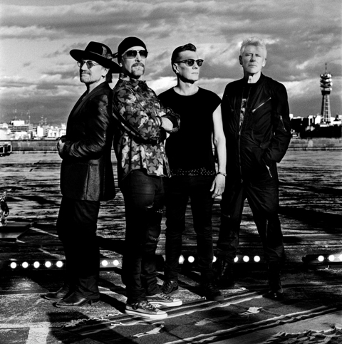 U2 _Mexico City2017_Credit ANTON CORBIJN2