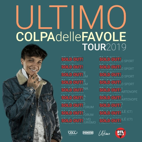 Ultimo Sold Out Palazzetti