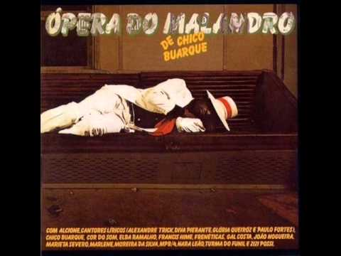 Ópera do Malandro di Chico Buarque - www.lesfemmesmagazine.it