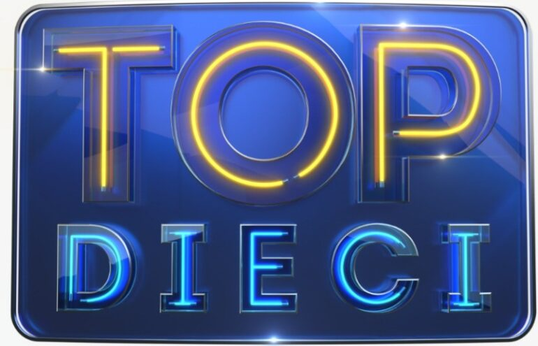 TOP 10 - fornita da daniele mignardi press